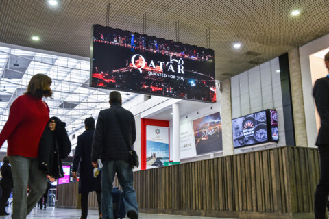 Qatari delegation of 22 members participates in World Travel Market 2019